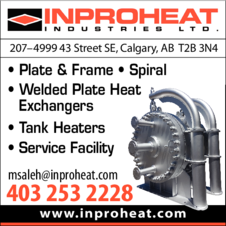 Print Ad of Inproheat Industries Ltd