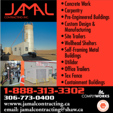 Yellow Pages Ad of Jamal Contracting Inc