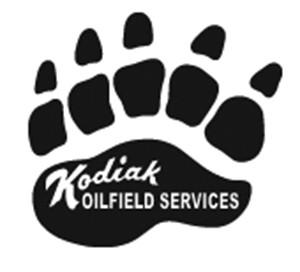 Kodiak Oilfield Services logo