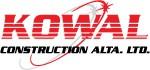 Kowal Construction Alta Ltd logo