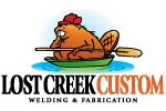 Lost Creek Custom Welding & Fabrication logo