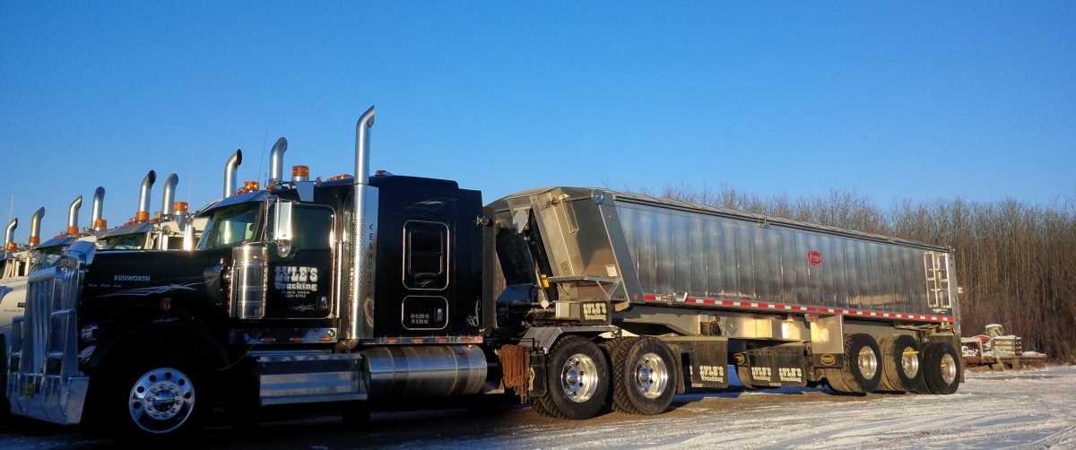 Photo uploaded by Lyle's Trucking Ltd