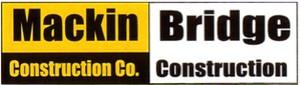 Mackin Bridge Construction Co logo