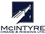 Mcintyre Crane & Rigging Ltd logo