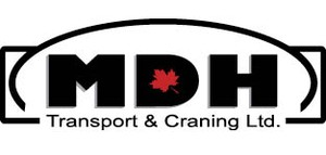 Mdh Transport & Craning Ltd logo