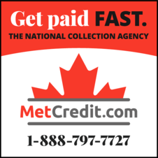 Yellow Pages Ad of Metcredit