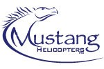 Mustang Helicopters Inc logo