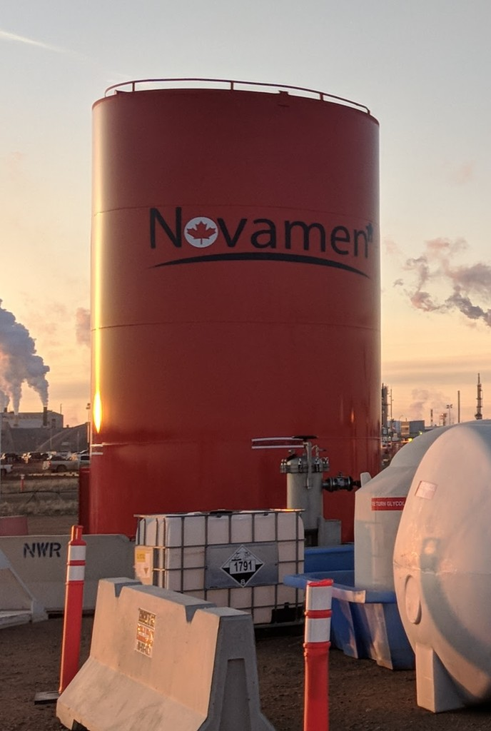 Photo uploaded by Novamen Inc