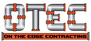 Otec On The Edge Contracting logo