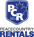 Peace Country Rentals logo