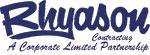 Rhyason Contracting Ltd logo
