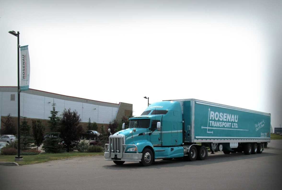 Photo uploaded by Rosenau Transport Ltd