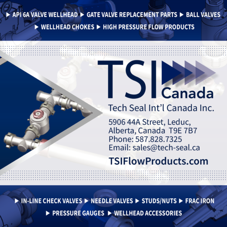 Yellow Pages Ad of Tech Seal International Canada Inc