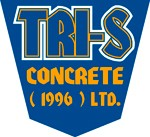 Tri-S Concrete (1996) Ltd logo