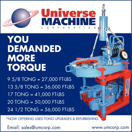 Print Ad of Universe Machine Corporation