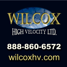 Yellow Pages Ad of Wilcox High Velocity Ltd
