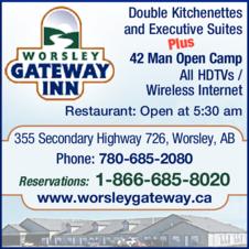 Print Ad of Worsley Gateway Inn