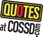 Tanzio logo on COSSD